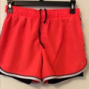 DANKSKIN Pink Shorts for gym